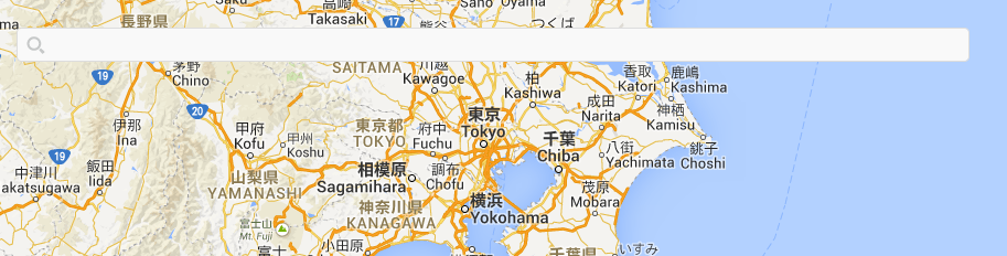 Onsen UI + Google Maps Intro