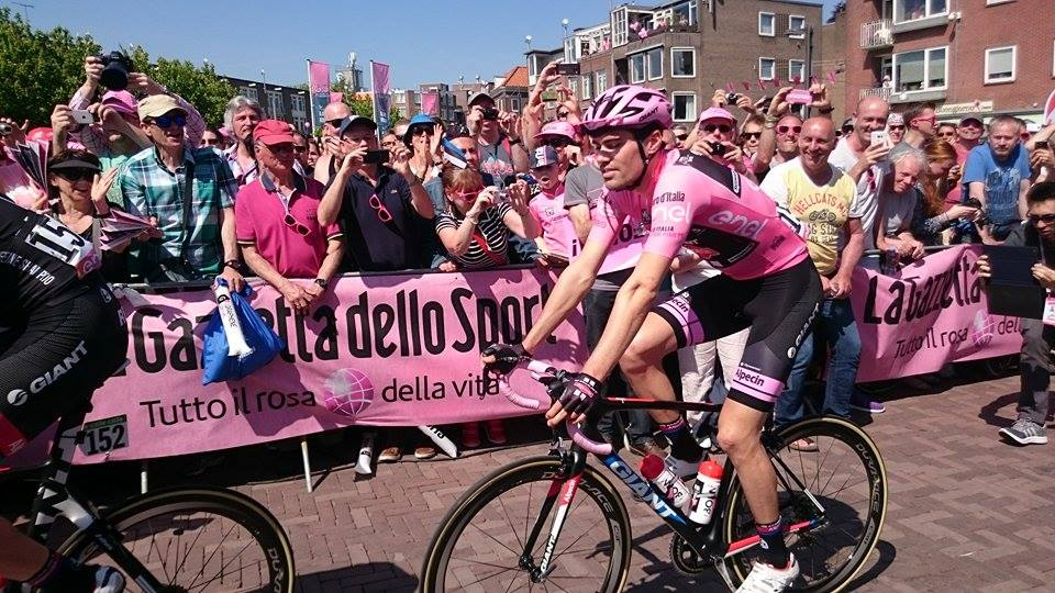 Giro D'Italia official Mobile App